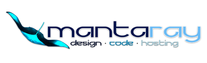 MantaRay Design & Code & Hosting